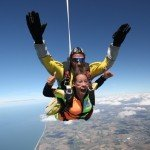 Tandem Parachute Jump Normandy Coast