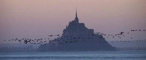 Boat trip Mt St Michel