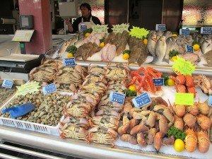 Fish Market, Trouville