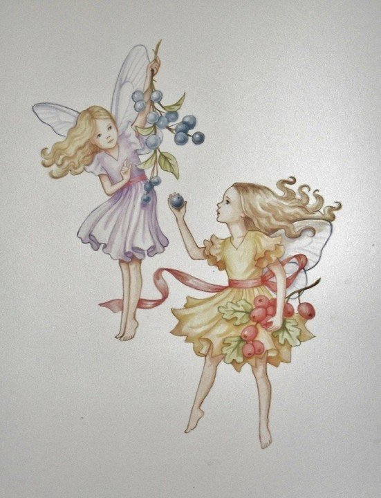 hedgerow angels