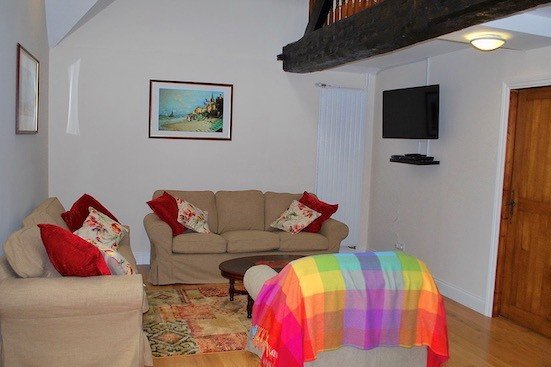 First floor living area Cor de la Briere