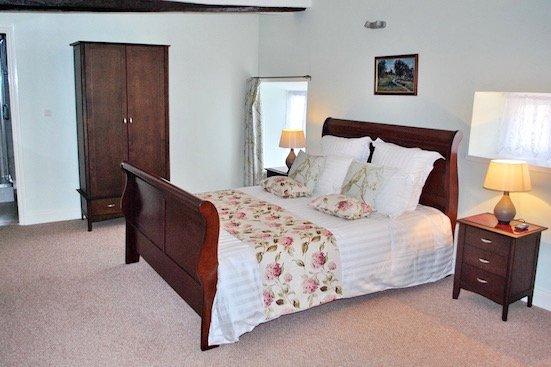 Double bedroom 2 Cor de la Briere