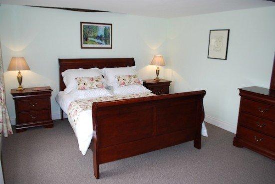 Gite Alme bedroom 3