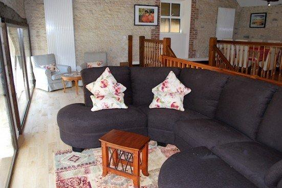 Gite Alme living room