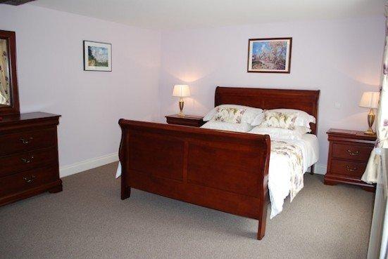 Gite Alme bedroom 2