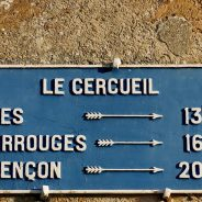 Lieu-dit 'Le Cerceuil' – A Town called 'Coffin'
