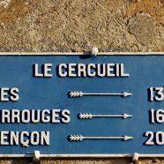 Lieu-dit 'Le Cerceuil' – A Town called 'Coffin'